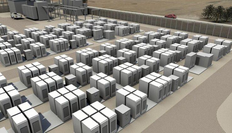 Reservierungen für die Tesla-Batteriespeicher könnten 800 Millionen US-Dollar wert sein