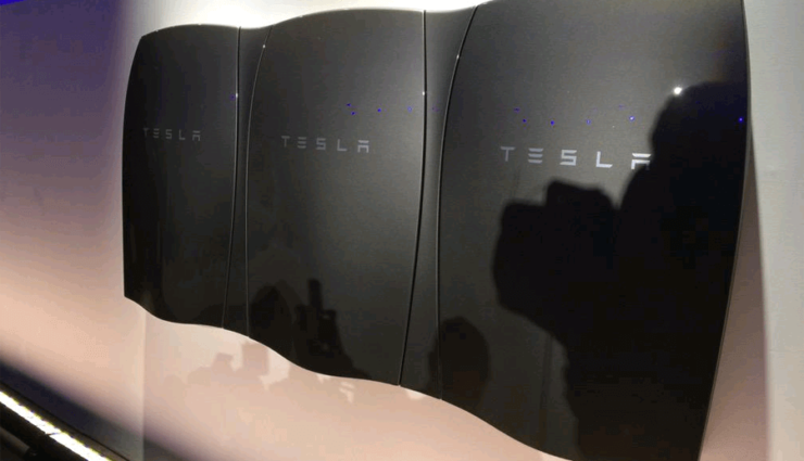 """SolarCity installiert keine 7kWh-Powerwall, da sie """"keinen wirtschaftlichen Sinn"""" ergibt"""