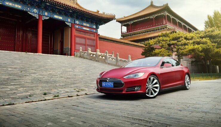China: Tesla-Käufer erhalten in Tianjin gratis Nummernschilder