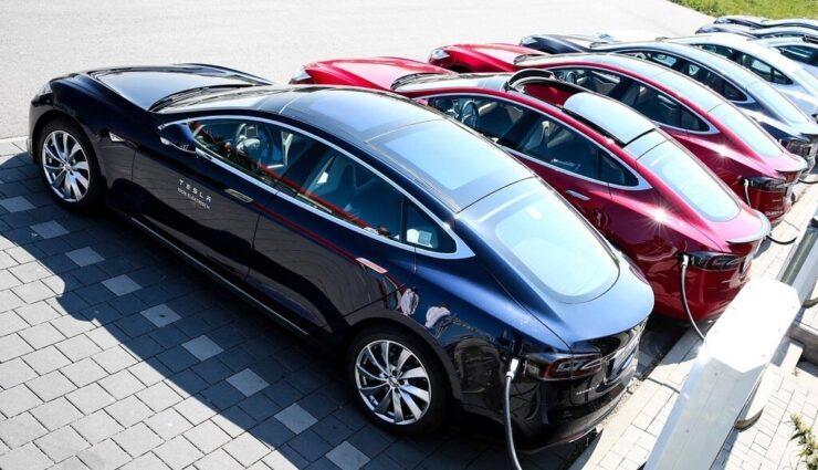 Tesla: Fahrzeugzulassungen in Deutschland für April 2015