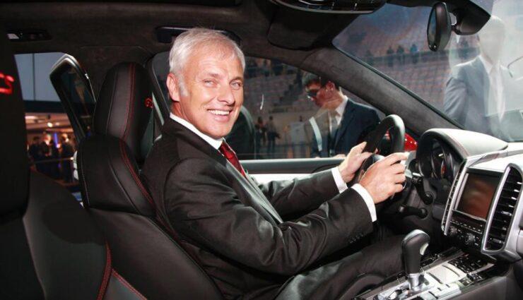"""Porsche CEO: """"Ich weiß nichts über Tesla"""""""