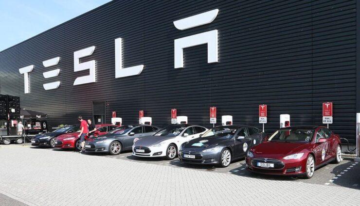 Tesla: Fahrzeugzulassungen in Deutschland für Juni 2015