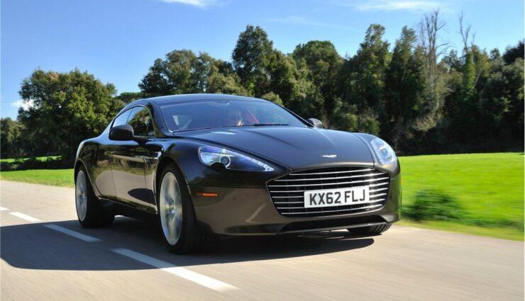 """CEO von Aston Martin: """"Ludicrous Speed ist dämlich"""""""