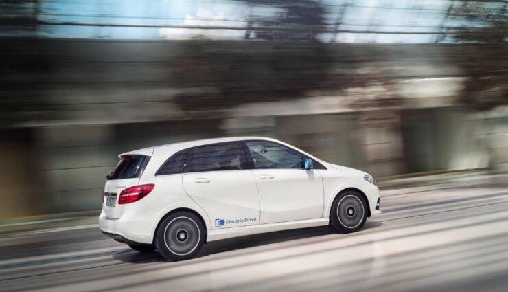 Mercedes B-Klasse Electric Drive: Antriebseinheit nicht mehr von Tesla Motors