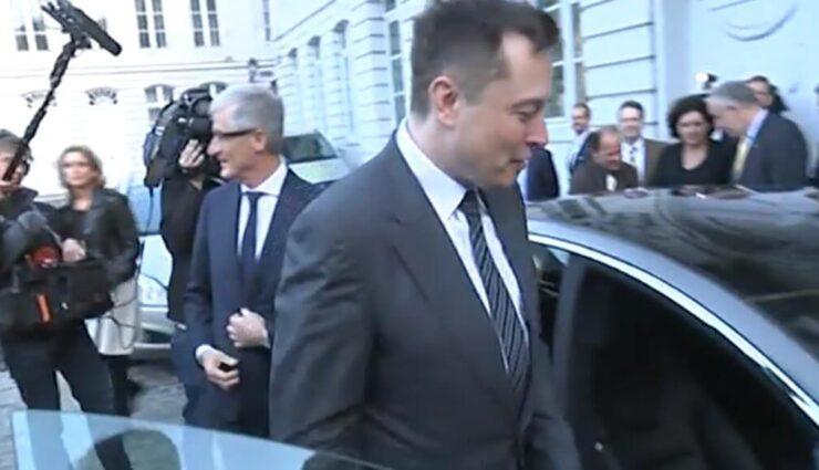 """Musk zu VW-Abgasskandal: """"Haben das Limit von dem erreicht, was mit Diesel und Benzin möglicht ist"""""""