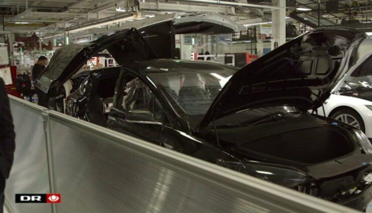 Tatsächlicher Frontstauraum im Model X deutlich größer als bei Prototypen