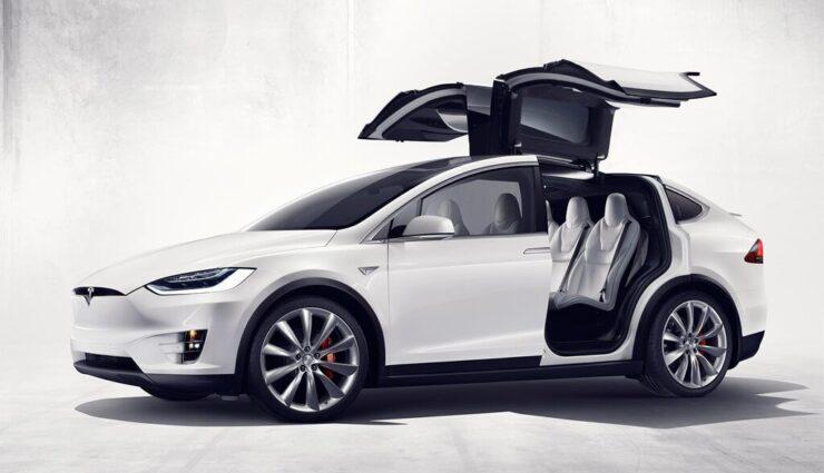 Tesla Model X vorgestellt: Das sicherste und sauberste SUV der Welt
