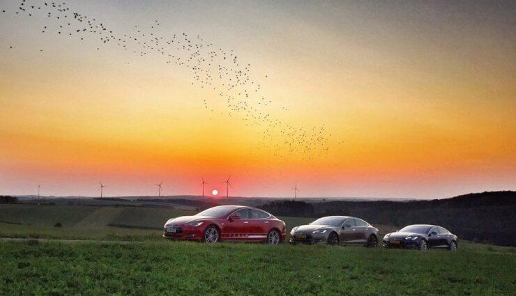 Tesla: Fahrzeugzulassungen in Deutschland für August 2015