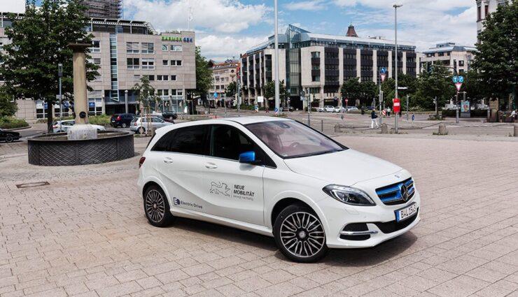 Daimler ruft alle Mercedes B-Klasse Electric Drive zurück, Antriebseinheit von Tesla macht Probleme