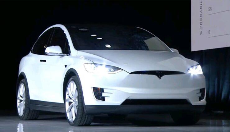 Musk: Tesla Model X 70D (oder etwas Ähnliches) kommt in 12 Monaten