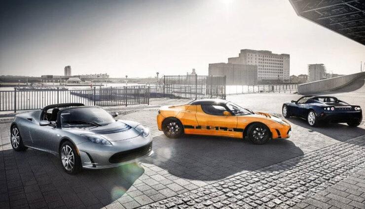 Tesla Roadster: Batterie-Upgrade auch für den Roadster 1.5 verfügbar