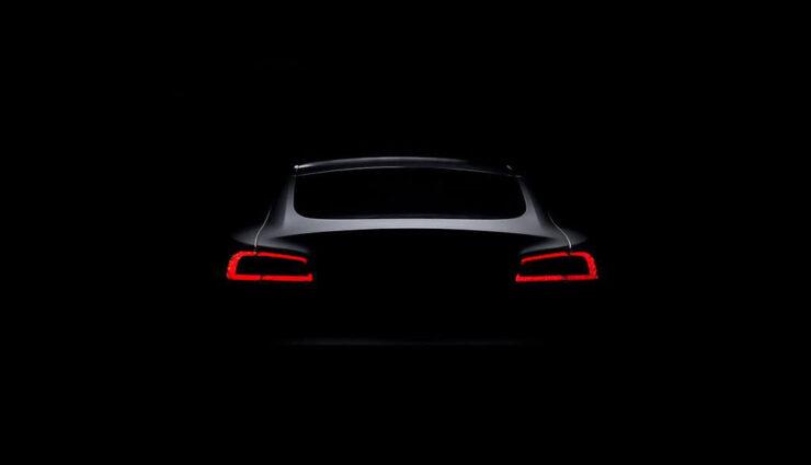 Tesla Model 3: Erste Design-Details möglicherweise enthüllt