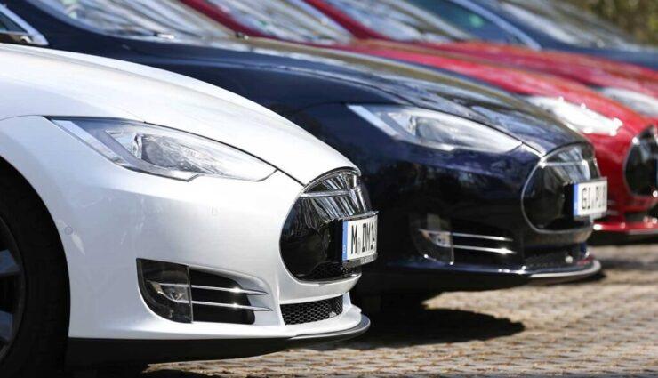 Tesla Motors: Wert gebrauchter Model S ist gestiegen