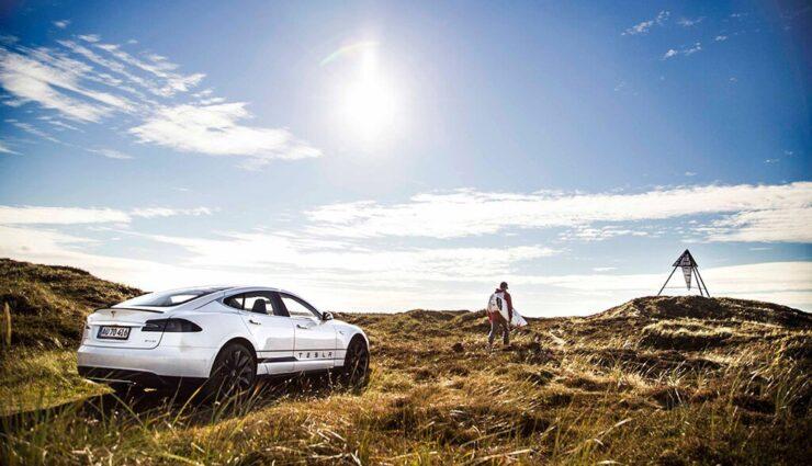 Tesla: Fahrzeugzulassungen in Deutschland für Oktober 2015
