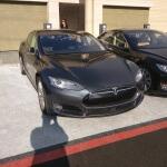 Model S mit zusätzlichen Kameras