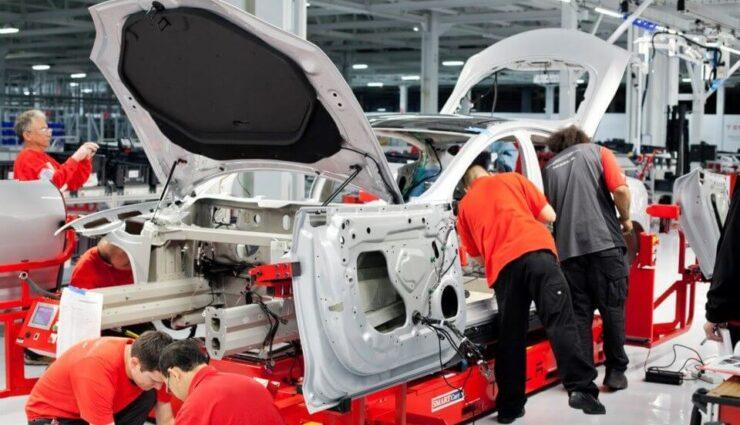 Tesla Motors: Über 1.600 offene Stellen zu besetzen
