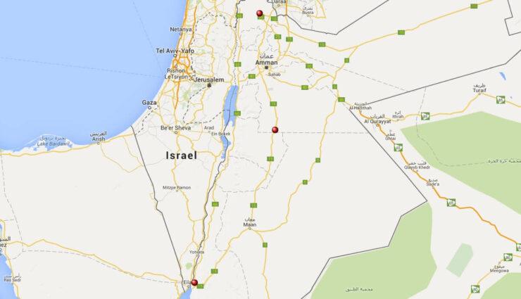 Tesla Motors expandiert in den Nahen Osten, beginnt mit Jordanien