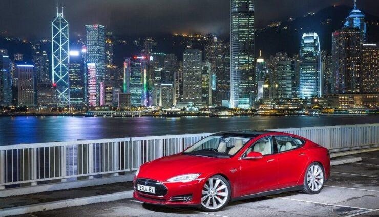 Tesla Motors expandiert nach Südkorea und gründete dafür Tesla Korea Limited