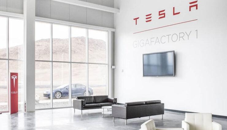 Gigafactory: Erste Bilder zeigen die Batteriefabrik von innen