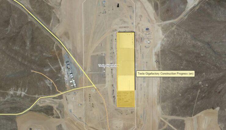 """Gigafactory: Batterien werden """"gemäßigte technologische Verbesserungen"""" vorweisen"""