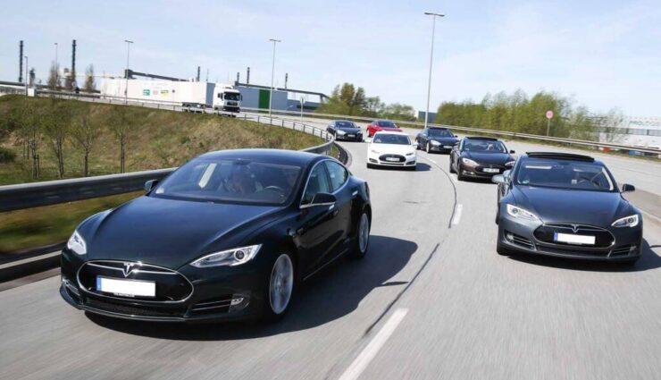 Tesla: Fahrzeugzulassungen in Deutschland für November 2015