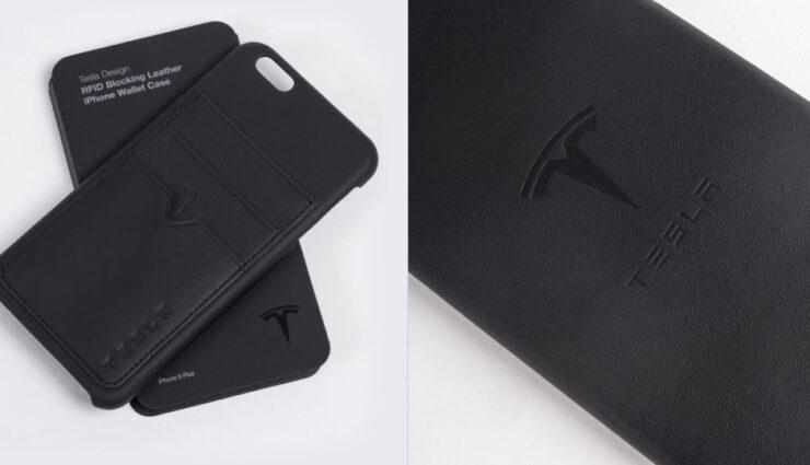 Pünktlich zu Weihnachten: Neue Tesla Accessoires verfügbar, darunter iPhone 6 Leder-Hüllen