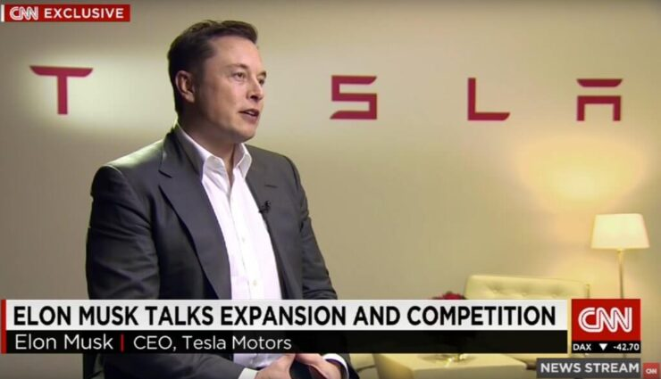 """Elon Musk: """"Fühle mich ziemlich optimistisch hinsichtlich des Model 3"""""""