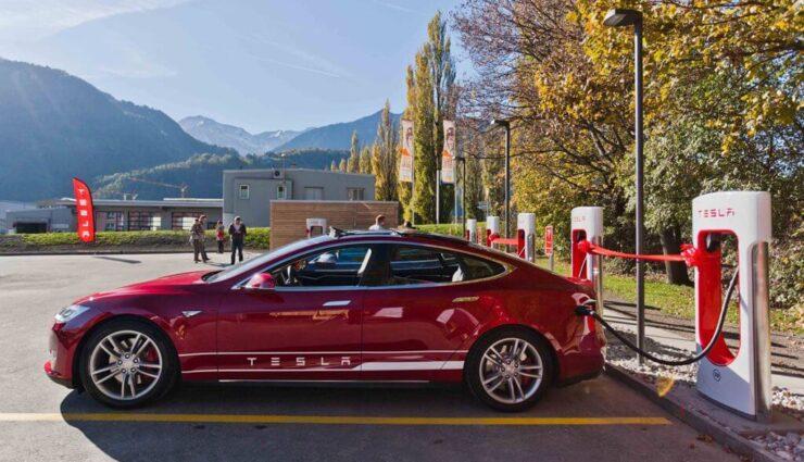 Frankreich: Absatz von Tesla Motors in 2015 um 115 Prozent gestiegen