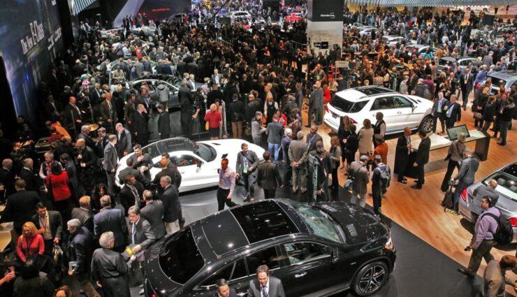 Michigan: Tesla Motors sagte Detroit Auto Show aufgrund der Gesetze zum Direktvertrieb ab
