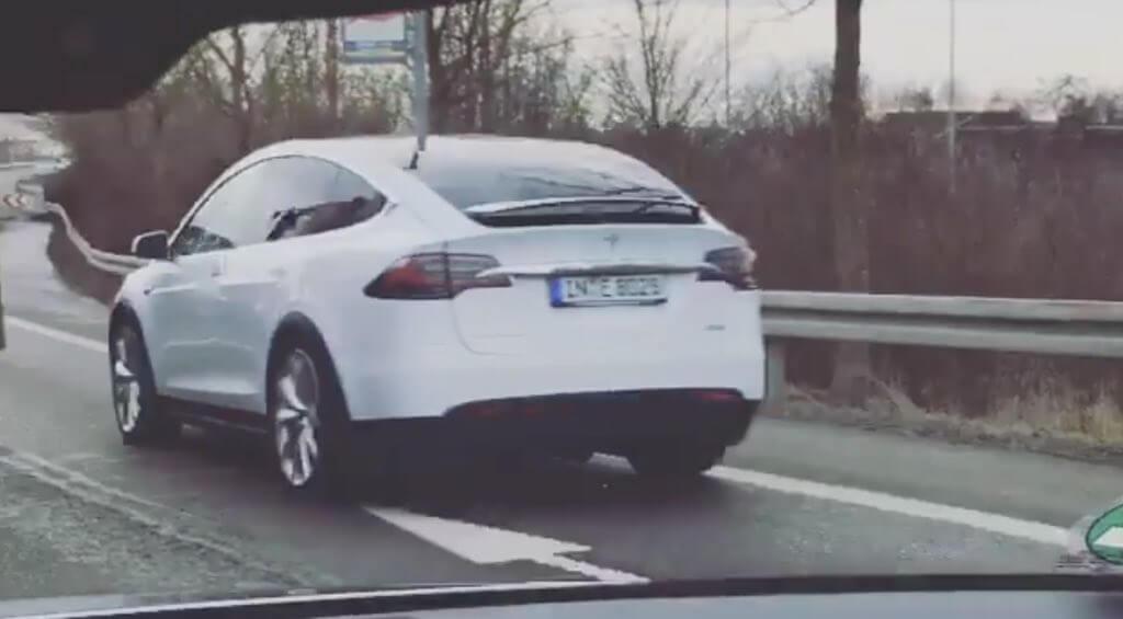 Tesla Motors Club >> Erstes Tesla Model X in Deutschland gesichtet › Teslamag.de