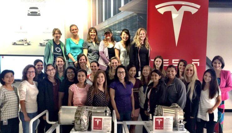 Tesla Motors stellt neue hochrangige Mitarbeiter von Apple und AMD ein