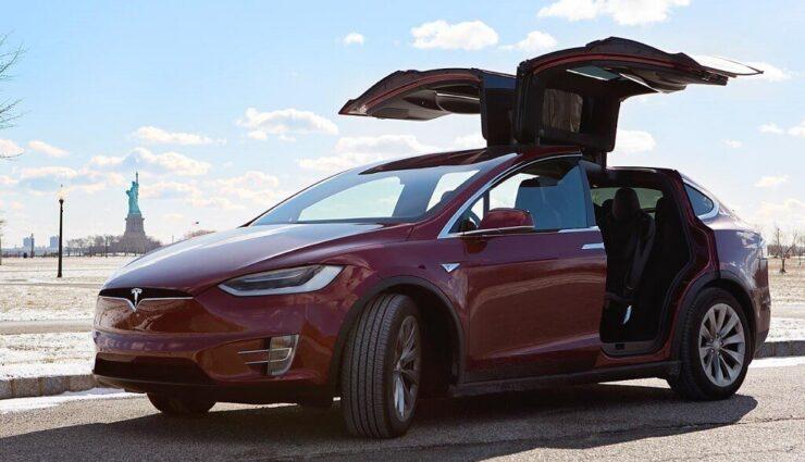 China: Tesla Model X ab sofort konfigurierbar, Auslieferungen für das 2. Quartal anvisiert