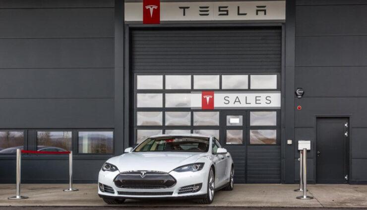 Tesla: Fahrzeugzulassungen in Deutschland für Januar 2016