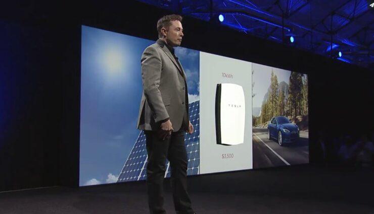 Bestätigt: Tesla Motors hat 10 kWh-Powerwall aus dem Programm genommen
