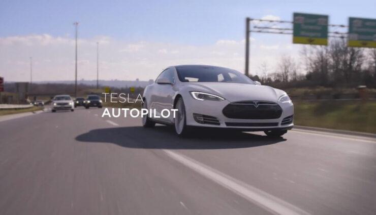 Elon Musk hat Zulieferer Mobileye besucht, um die nächste Generation des Autopiloten zu testen