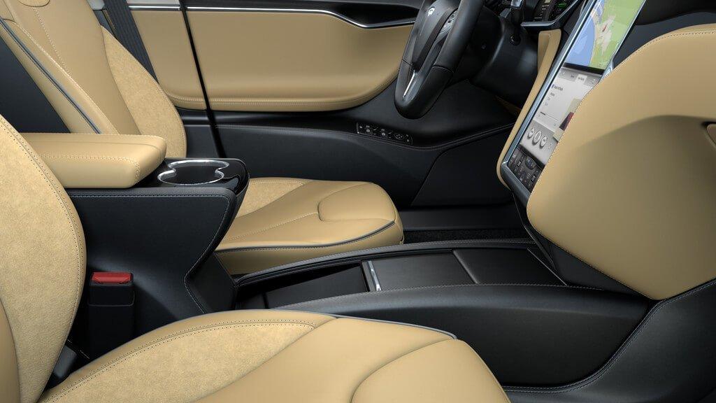Tesla Model S ab sofort serienmäßig mit Ablagefächer in der Mittelkonsole ausgestattet > Teslamag.de
