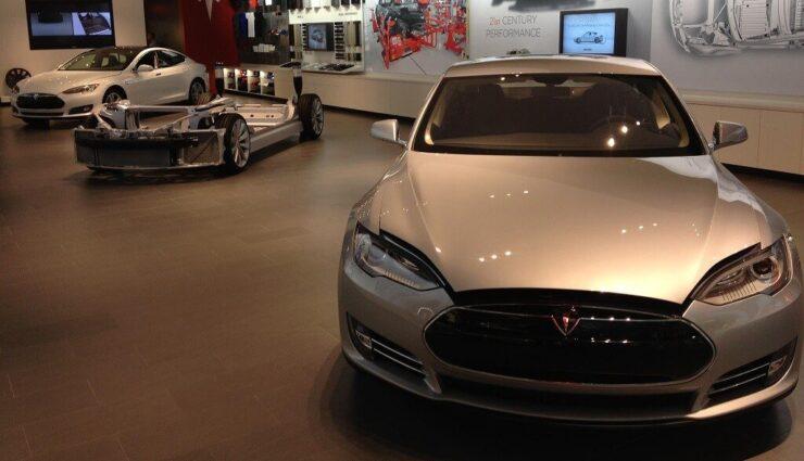 Tesla Model S: Preise könnten im April steigen