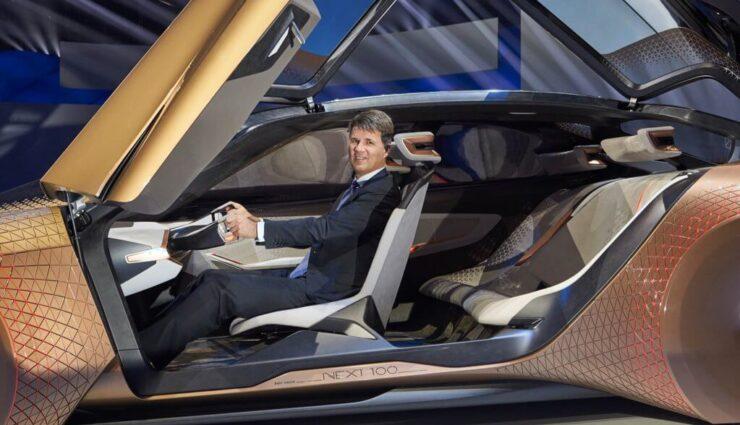 """BMW-Chef Harald Krüger über das Tesla Model X: """"Das ist ein Prototyp und kein Serienfahrzeug"""""""