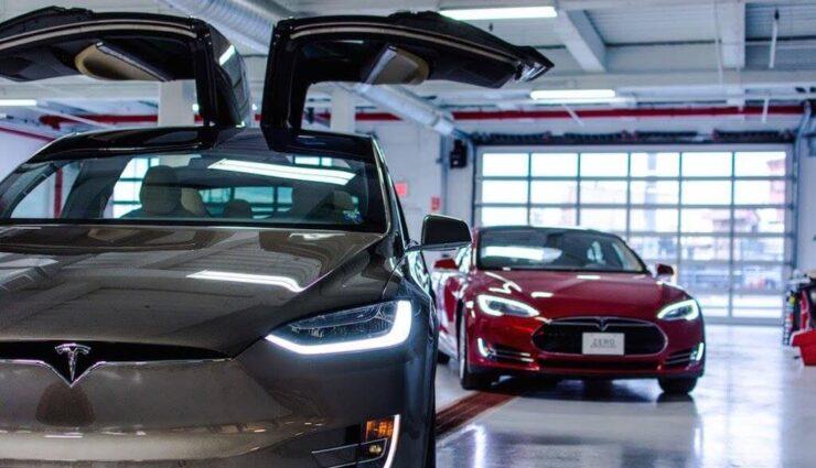 """Leiter des Elektroauto-Programms von Audi: """"Tesla hat bisher strategisch leider alles richtig gemacht"""""""