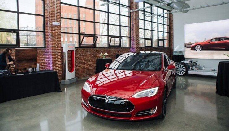 Tesla: Fahrzeugzulassungen in Deutschland für Februar 2016