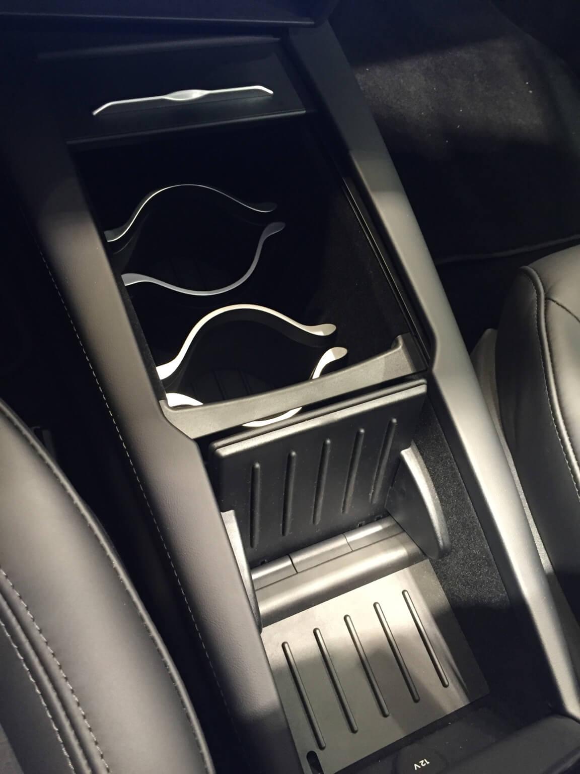 Jede Menge Bilder vom neuen Model S aus dem Münchener ...