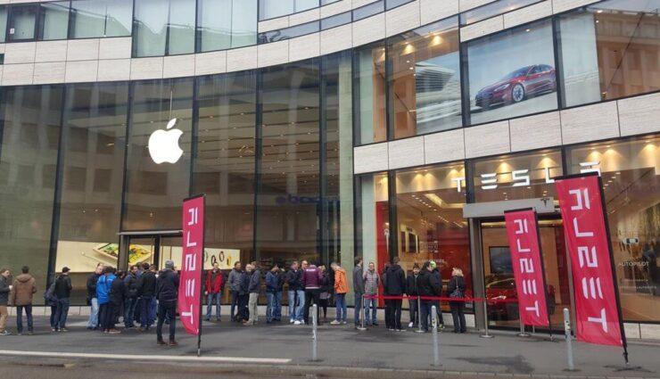 Tesla-CIO verlässt das Unternehmen, ehemaliger Apple OS-Sicherheitsexperte wechselt zu Tesla