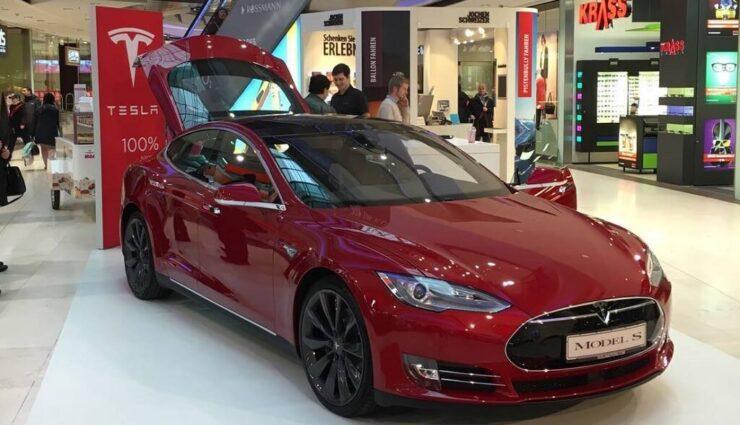 Tesla: Fahrzeugzulassungen in Deutschland für März 2016
