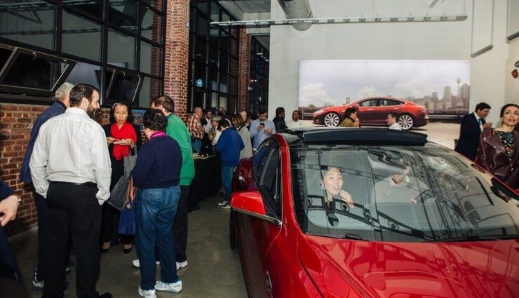 "USA: Tesla veranstaltet neue Event-Reihe namens ""Tesla Weekend Social"""