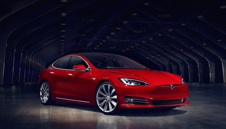 Tesla Model S erhält Modellpflege und ist ab sofort online bestellbar