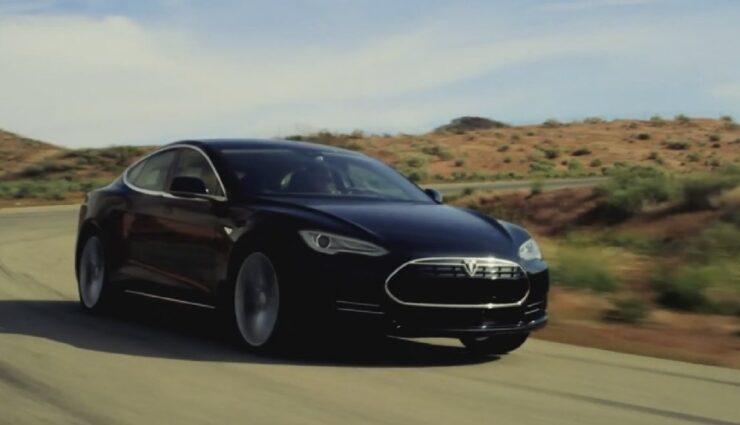 Tesla gibt einen möglichen Hinweis auf baldige Enthüllung des P100D
