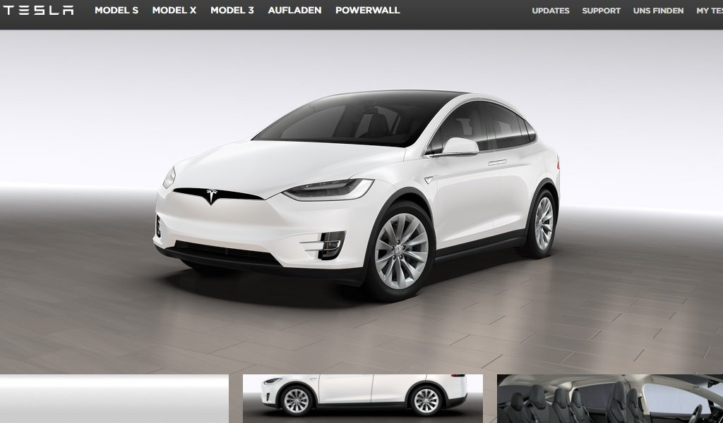 tesla model x online konfigurator ab sofort auch in. Black Bedroom Furniture Sets. Home Design Ideas