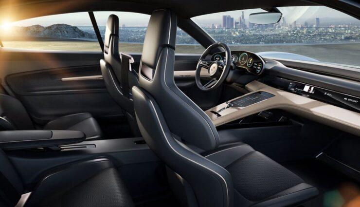 Tesla stellt Interieur-Designer von Porsches Mission E ein