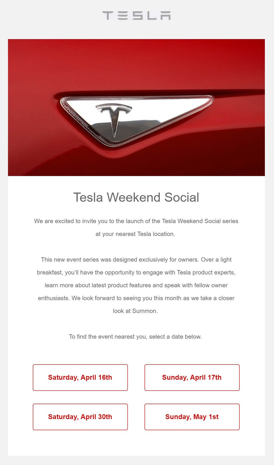 tesla-weekend-social-event