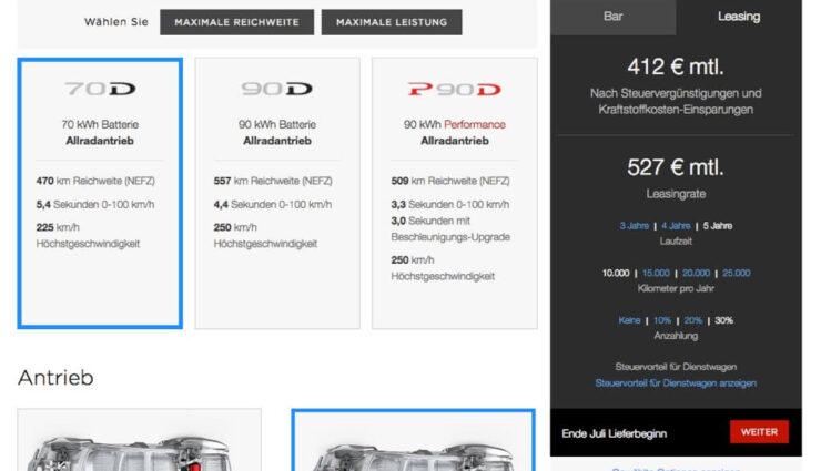 Tesla Model S: 75 kWh-Akkupaket kommt noch Ende dieser Woche